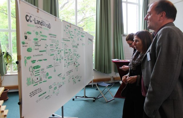 Open dialogue platform on sustainable land management