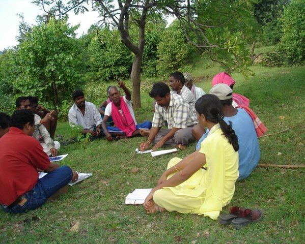 Participatory Watershed Development Approach