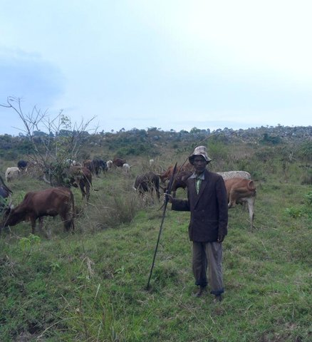 Active participation of herder leader (WAKONDO) in management of grassland and riverine ecosystems