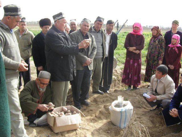 Central Asian Countries Initiative for Sustainable Land Management (CACILM)