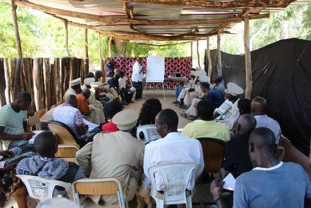 Restoration of traditional pastoral management forums
