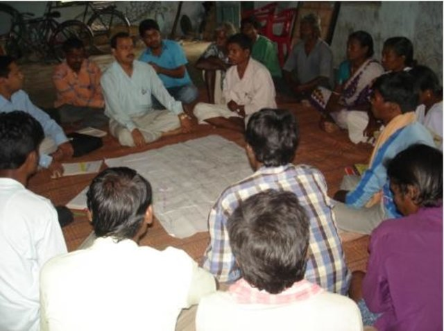 Common Interest Group Approach in Watershed Development
